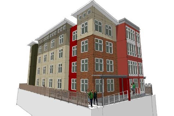 cornus house rendering